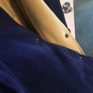 Jackets & Coats - Reversible Corduroy sweatshirt jacket